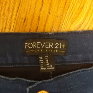 Forever 21 Jeans - Stretch Denim Jeggings